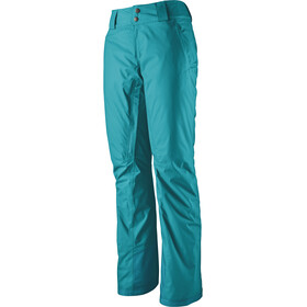 Patagonia Insulated Snowbelle Pants Dame curacao blue